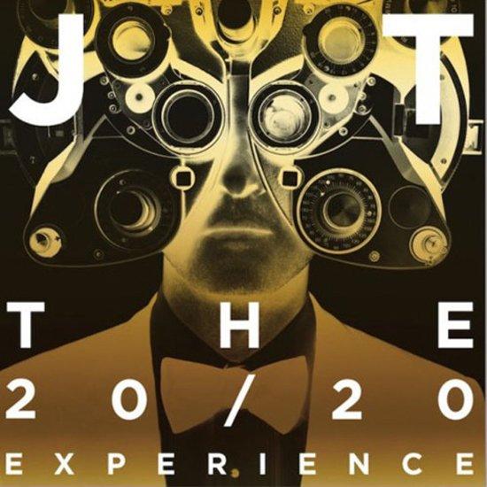 贾斯汀·汀布莱克发新专辑海报 与上张专辑相仿