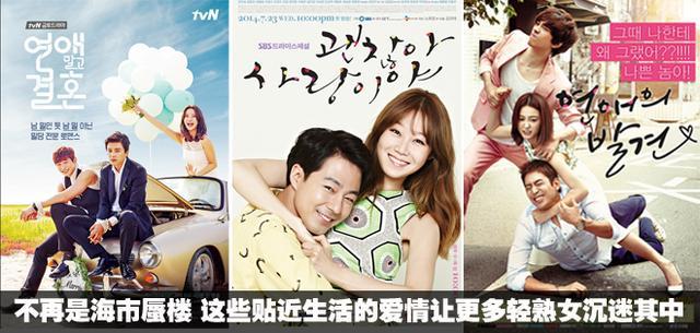 韩国偶像剧尺度大开香艳入侵 全方位教你谈恋爱