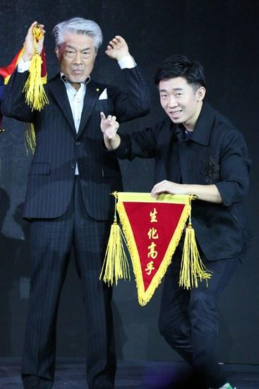 《绝世高手》定档大年初一 杨迪带你笑High春节