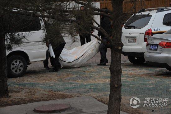 演员白静被丈夫捅伤致死 住所已被警方封锁