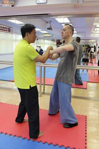 《叶问之终极一战》投资2亿 黄秋生苦练咏春拳