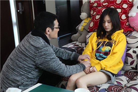 《男人帮》王子文汪俊首合作 戏里戏外父女情深