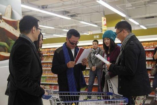 """《男人帮》沪上赶拍 春节""""加班""""不停歇"""