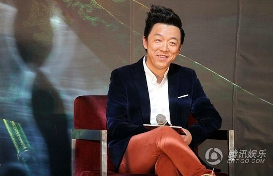 《西游降魔篇》发布会 周星驰:黄渤把我终结了