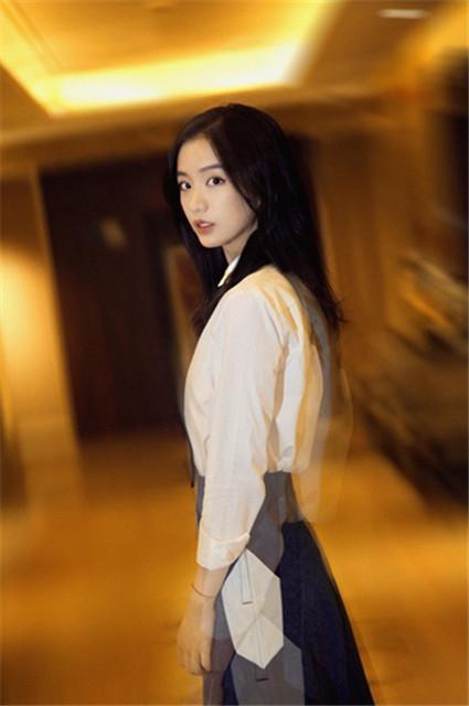 """《楚乔传》定档发布会 彭豆豆感谢""""楚乔""""照顾"""