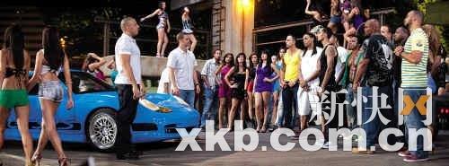《速度与激情5》5月上映 开头结尾飙车有新境界