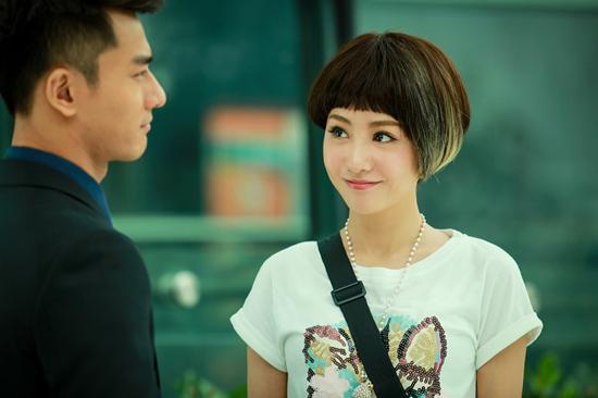 《明天你好》剧照曝光 杨蓉演绎时尚励志故事