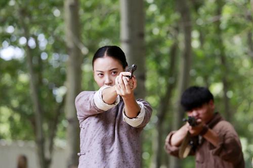 《我要当八路》卫视将播 周楚楚谢孟伟再当战友