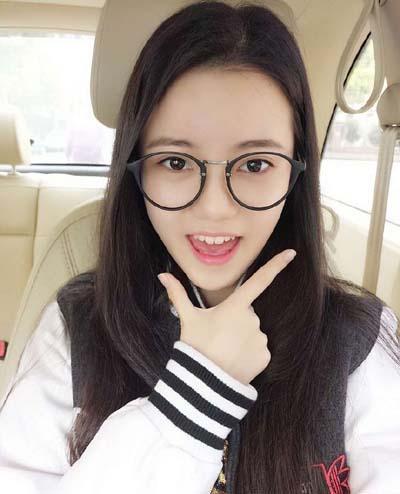 专访SNH48孙珍妮:长得好看还很逗的混血美少女