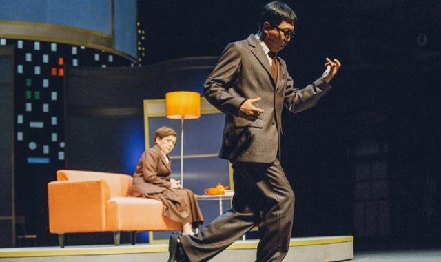 重圆一场旧梦 《办公室的故事》首都剧场再度上演