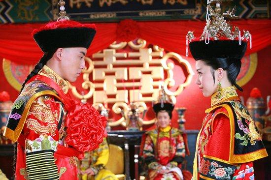 《新还珠》第三十一、三十二集预告 永琪大婚