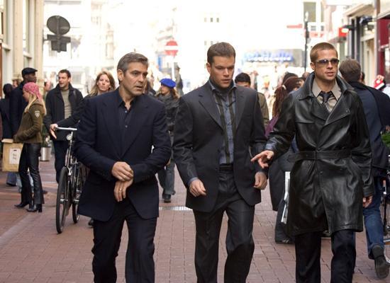 乔治·克鲁尼为新片选角 马特·达蒙将有望加盟