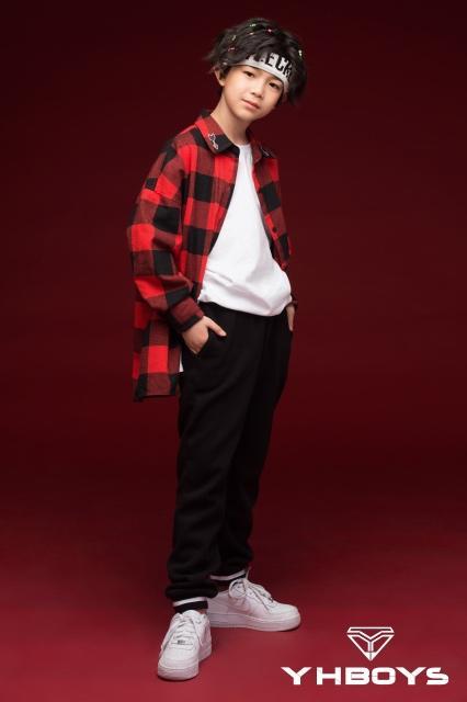少年组合YHBOYS公开第四位成员10岁李林孖