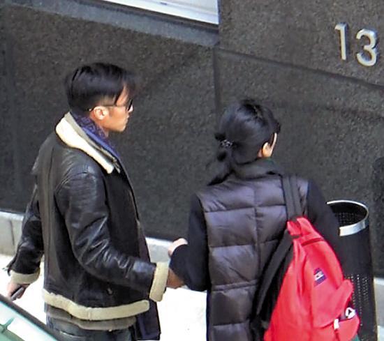 谢霆锋是有多念旧 一件皮衣穿了近十年