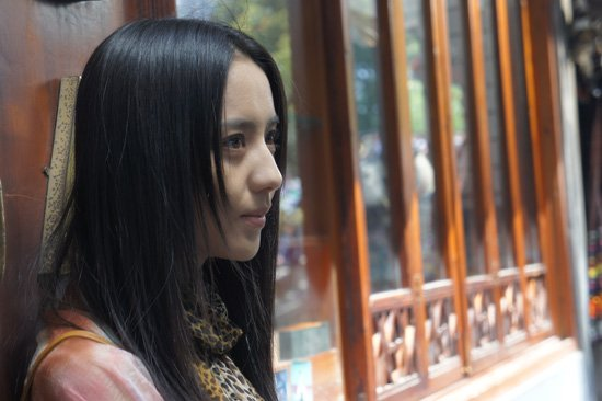 佟丽娅将亮相上海电影节 电影电视双管齐下
