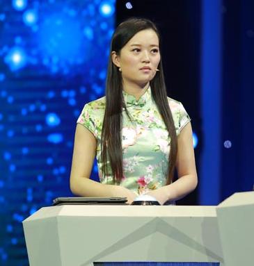 《唐诗》黄国伦欲去陕西 工科女博士变推理女