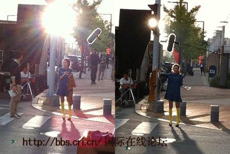 金泰熙日本街头v视频穿视频黄色袜露筷子腿货泡泡二哈士奇图片