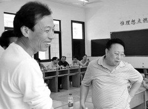 唐骏正在拍电影《你行我素》:是职场励志大片
