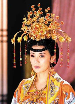 揭秘《太平公主秘史》 贾静雯挑战新至尊红颜