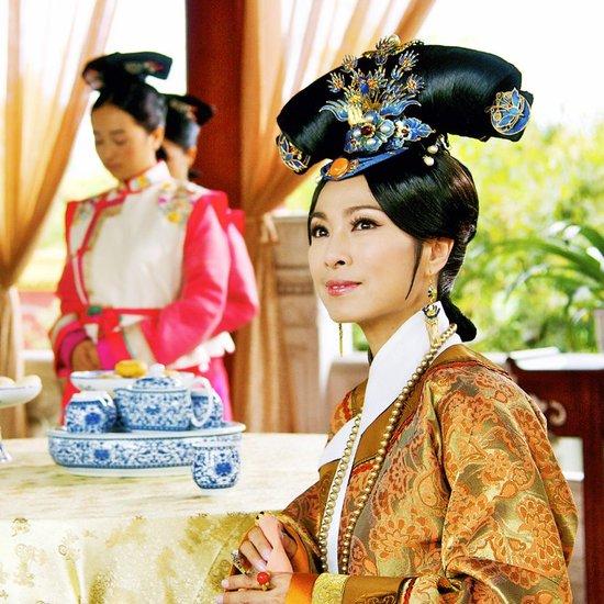 米雪《深宫谍影》大发雌威 演绎史上最美皇太后