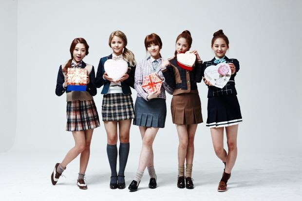 K-POP新人女团之夜12月3日19:30腾讯视频直播