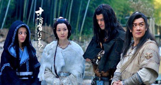 娱评 人物  [ 导读]贵州卫视正在热播的《十二生肖传奇》中,演员杨幂图片