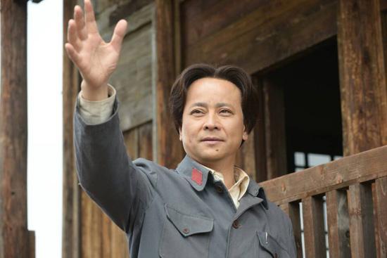 《彭德怀元帅》央一首播 罗钢演绎领袖毛泽东