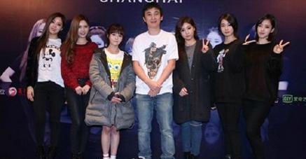 王思聪进军娱乐圈 被曝签下韩美少女组合T-ara