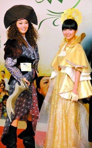 《翡翠明珠》8月上映 容祖儿为演山寨大王增肥