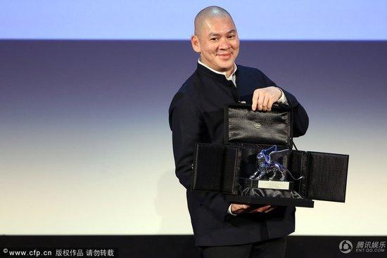 独家专访蔡明亮:得奖证明我的电影需要存在