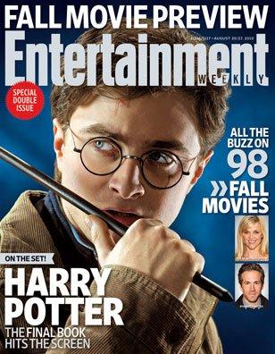 《哈利·波特与死亡圣器》上下集分割处揭晓
