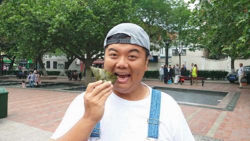 端午节没假可休 陈浩民林子聪粽子省着吃