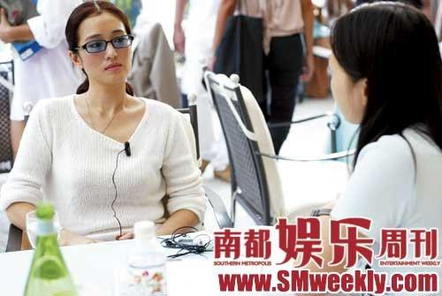 《南都周刊》:巩俐,中国人的梦露