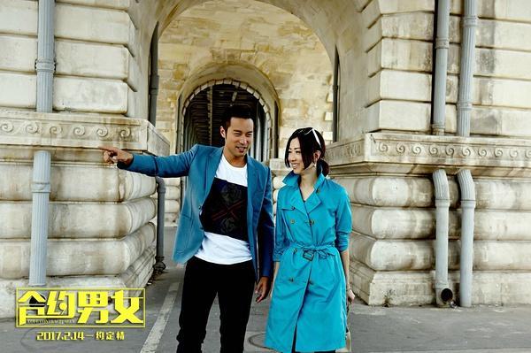 专访《合约男女》张孝全:拍激情戏感觉超尴尬