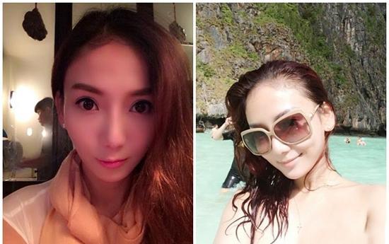 台女星卖淫视频疑曝光 被记者包围躲厕所
