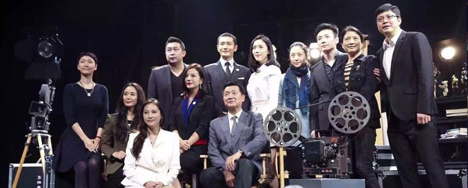 """黄晓明与赵薇所在的北影96级表演系被称为""""明星班""""。"""