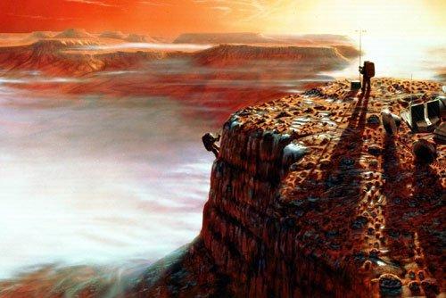 《火星上最后的生命》探火星日子表现明年开预计高中女生v生命图片
