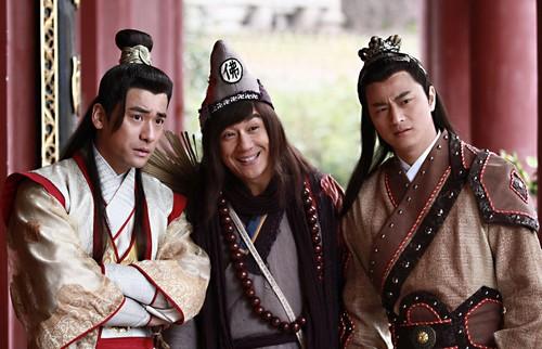 《活佛济公3》将登江苏台 成就内地长寿剧品牌
