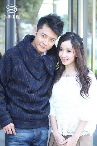 张丹峰、娄艺潇-深圳 爱情自有天意 将播 娄艺潇称喜欢大男人图片