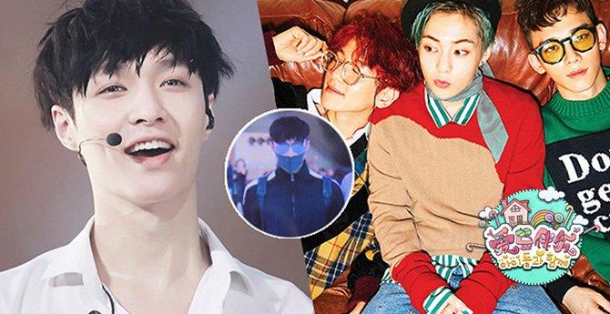 张艺兴返韩为EXO应援 团魂满满称永远是EXO一部分