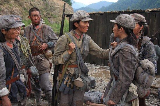 《战争不相信眼泪》将登浙视 谱写女兵硝烟赞歌