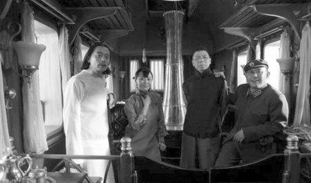 《让子弹飞》成都首映川话版 陈坤姜文最地道