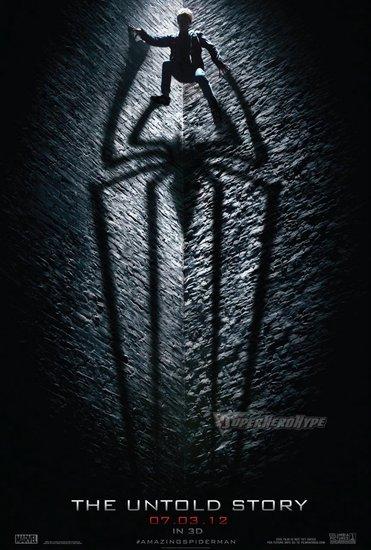 索尼版《蜘蛛侠》曝海报 超级英雄回归高中时代