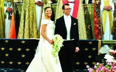 2010年瑞典女王储婚礼