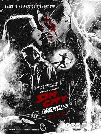 《罪恶之城2》将卖限量版海报!45美元不包邮哦