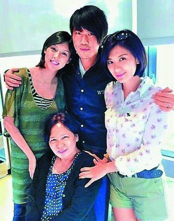 贾静雯弟弟与艺人朱芯仪结婚 女方已怀孕3个月