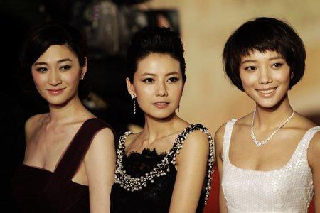 第13届上海电影节开幕 一半是电影一半是影人