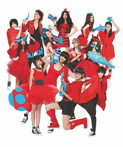 2011快乐女声北京演唱会倒计时 歌迷组团购票