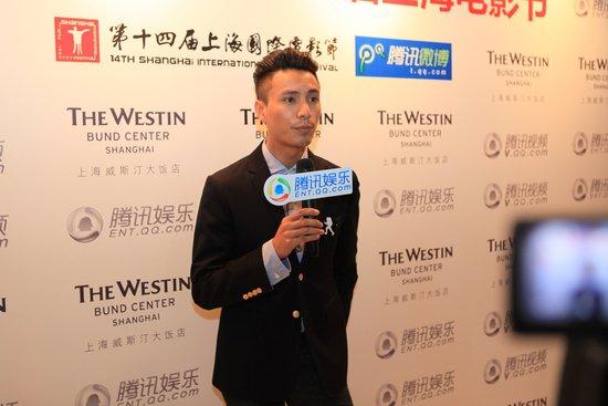 劳模陈坤三走上影节红毯 敬业工作不忘公益