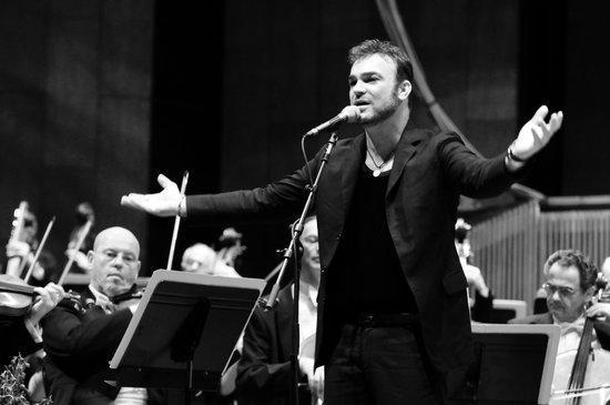 以色列男高音大卫‧迪欧将亮相北京电视台春晚